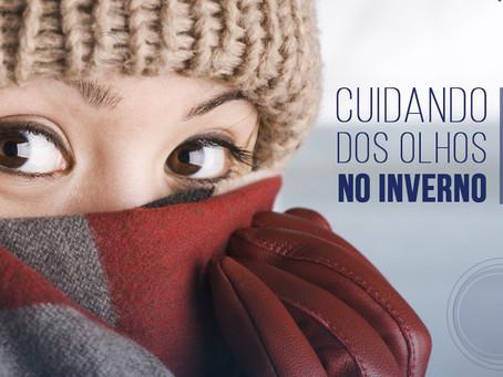 Cuidando dos olhos no inverno - Oftalmologista no Pacaembu