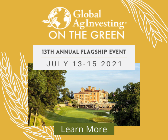 Global AgInvesting on the Green