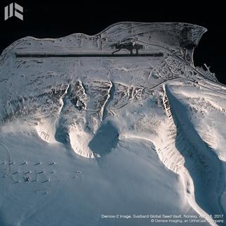 Permafrost Melt Threatened Svalbard Seed Vault