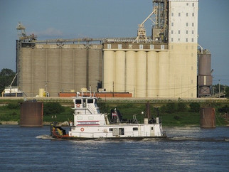 The NGFA is Working to Digitize Barge Grain Trading