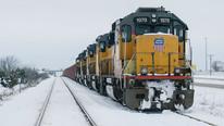 Deep Freeze Across U.S. Affecting Grain Shipping, Ethanol Production
