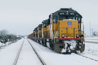 Deep Freeze Across U.S. Affecting Grain Shipping, Ethanol Production
