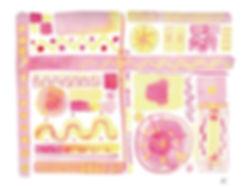 詩集の装丁,水彩画,ブックデザイン,ぬくもrデザイナー,イラストレーター,