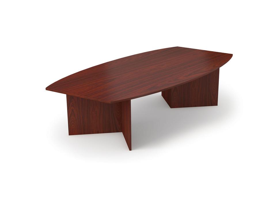 Arrow Leg Boardroom Table