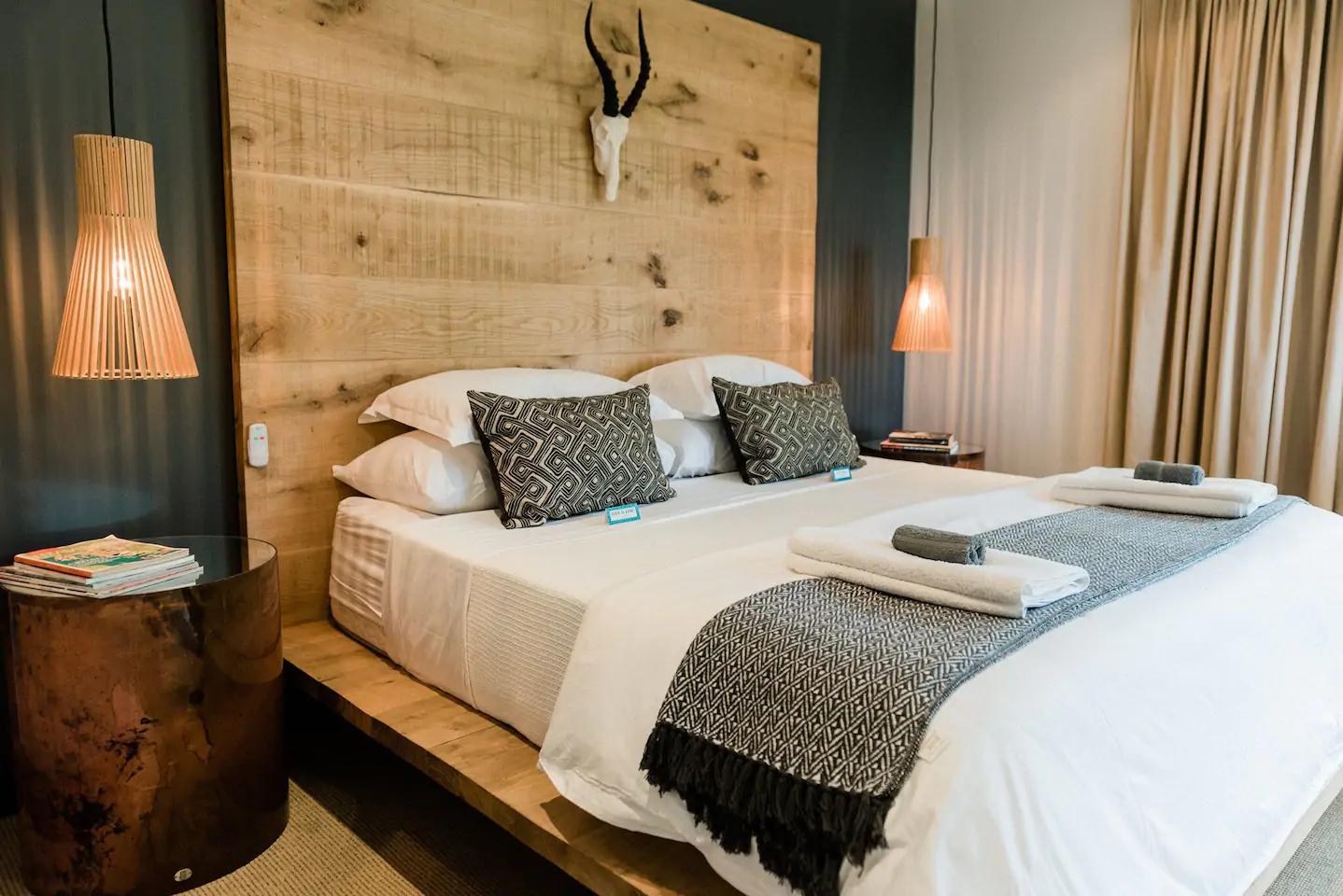 Zimbali Main Bedroom