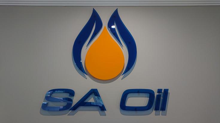 SA Oil logo