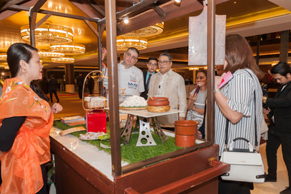 Filfood Fest Launching: Curation of 20 Filipino Food & Beverage Stations, Philippine Independence Day, 12 June 2019