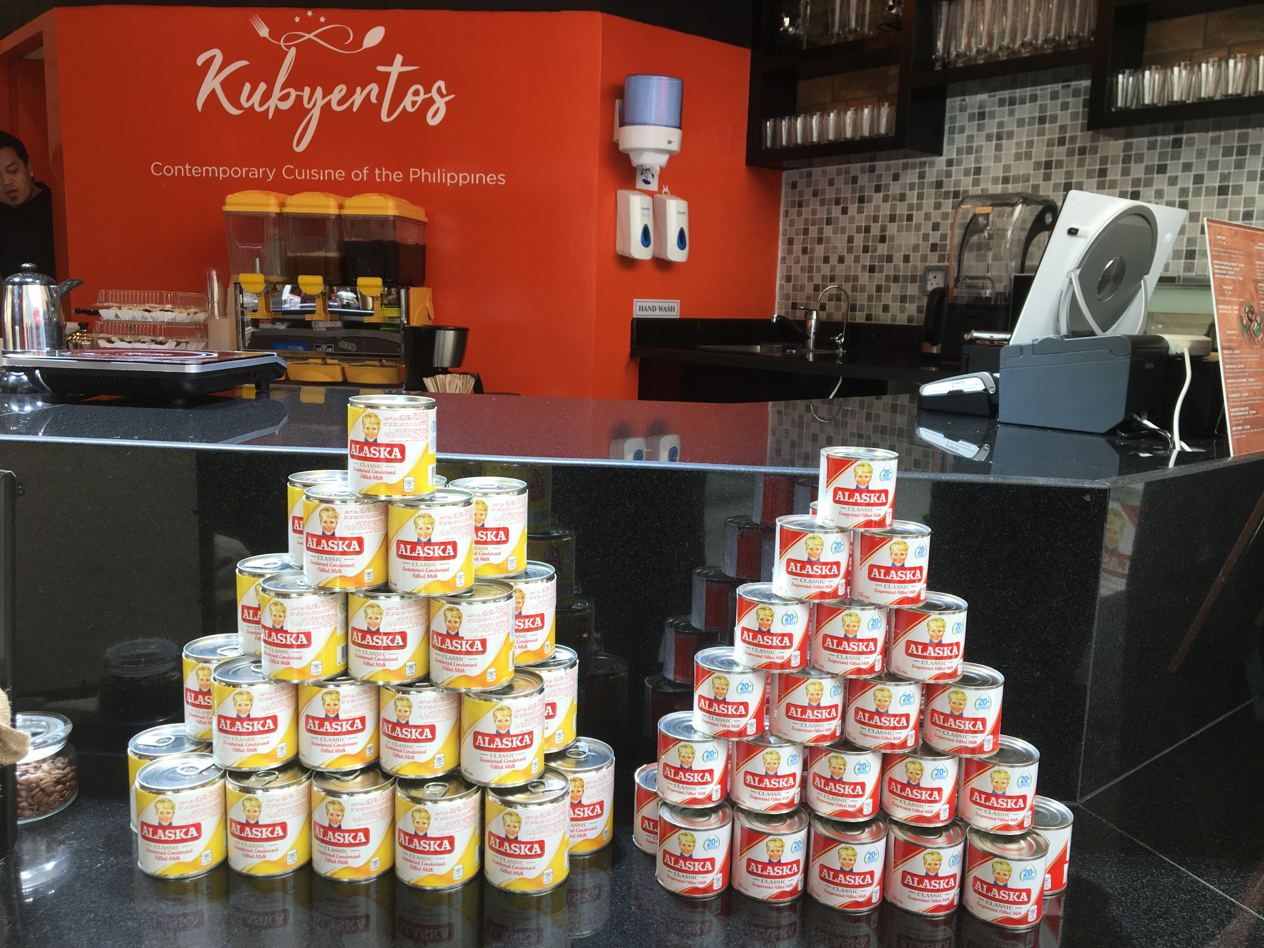 Filfood at Kubyertos Dubai