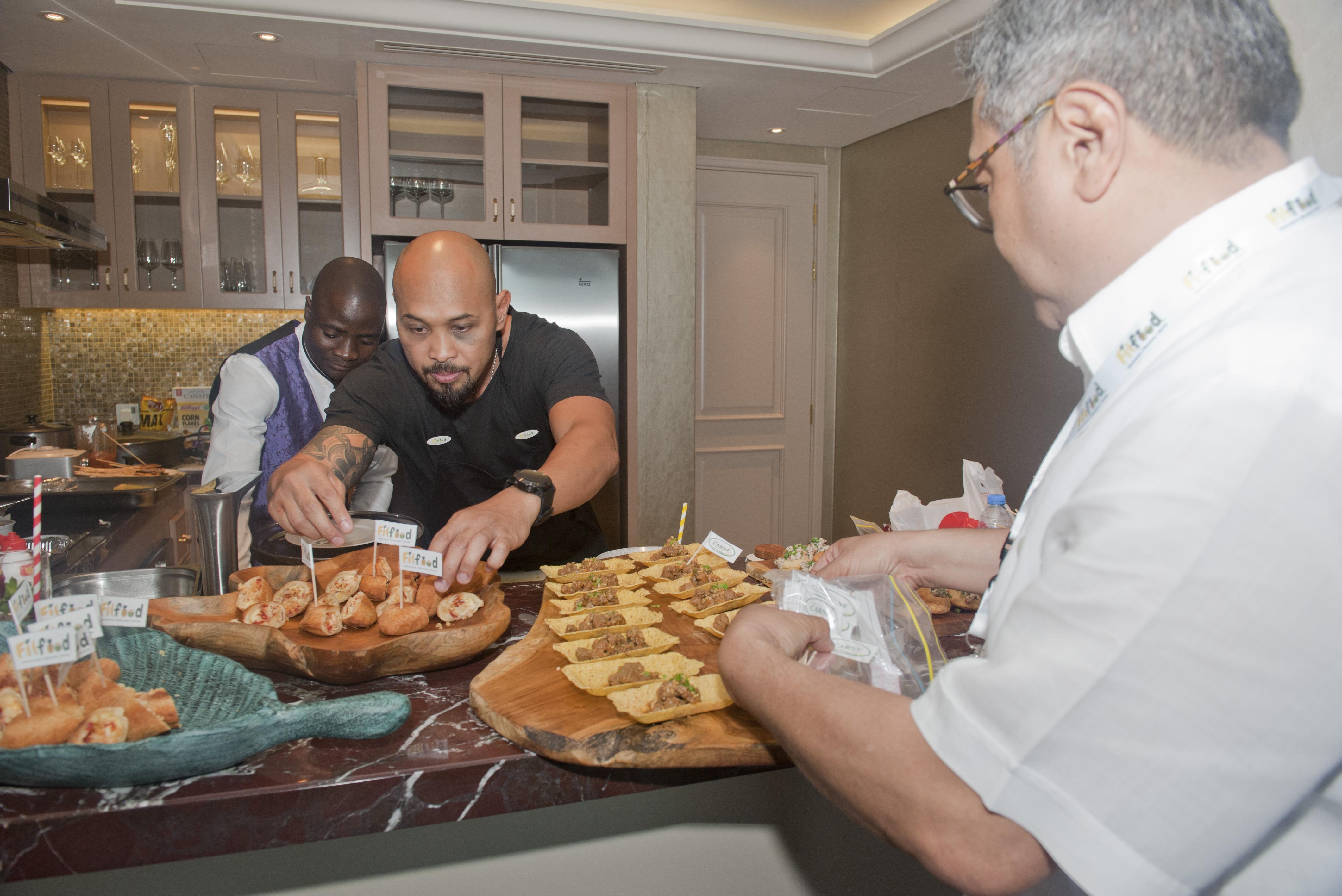 Chef Julyss Albor