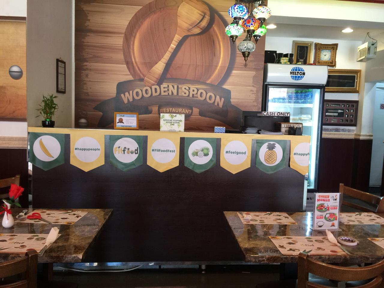 Filfood at Wooden Spoon Abu Dhabi