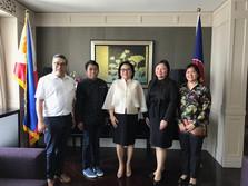 Halal Luncheon for ASEAN Ambassadors, 25 June 2019