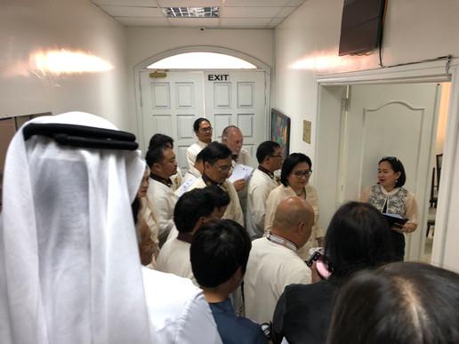 Inauguration of Sentro Rizal, 19 June 2019