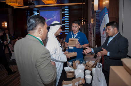 Filipino Food & Ingredient showcase 1st Filipino F&B Industry Conference, 12 Feb 2019