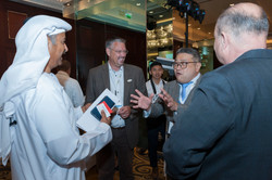 Filfood Dubai Conference Networking