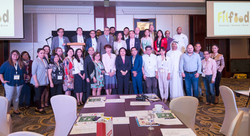Filfood Dubai Conference Group Photo wit