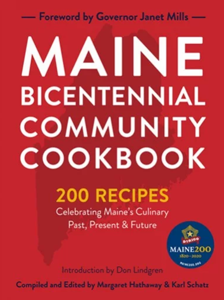 Maine Bicentennial Cookbook