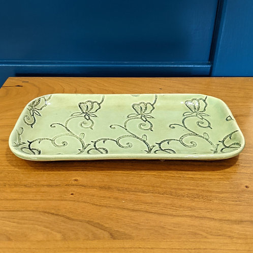 Embossed Tray