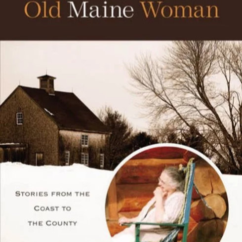 Old Maine Woman