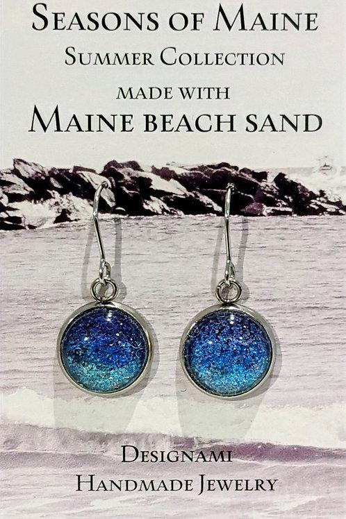 Maine Beach Earrings