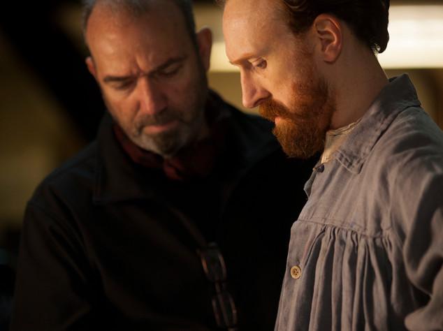 David Bickerstaff directingJamie de Courcey © Seventh Art Productions & Annelies van der Vegt