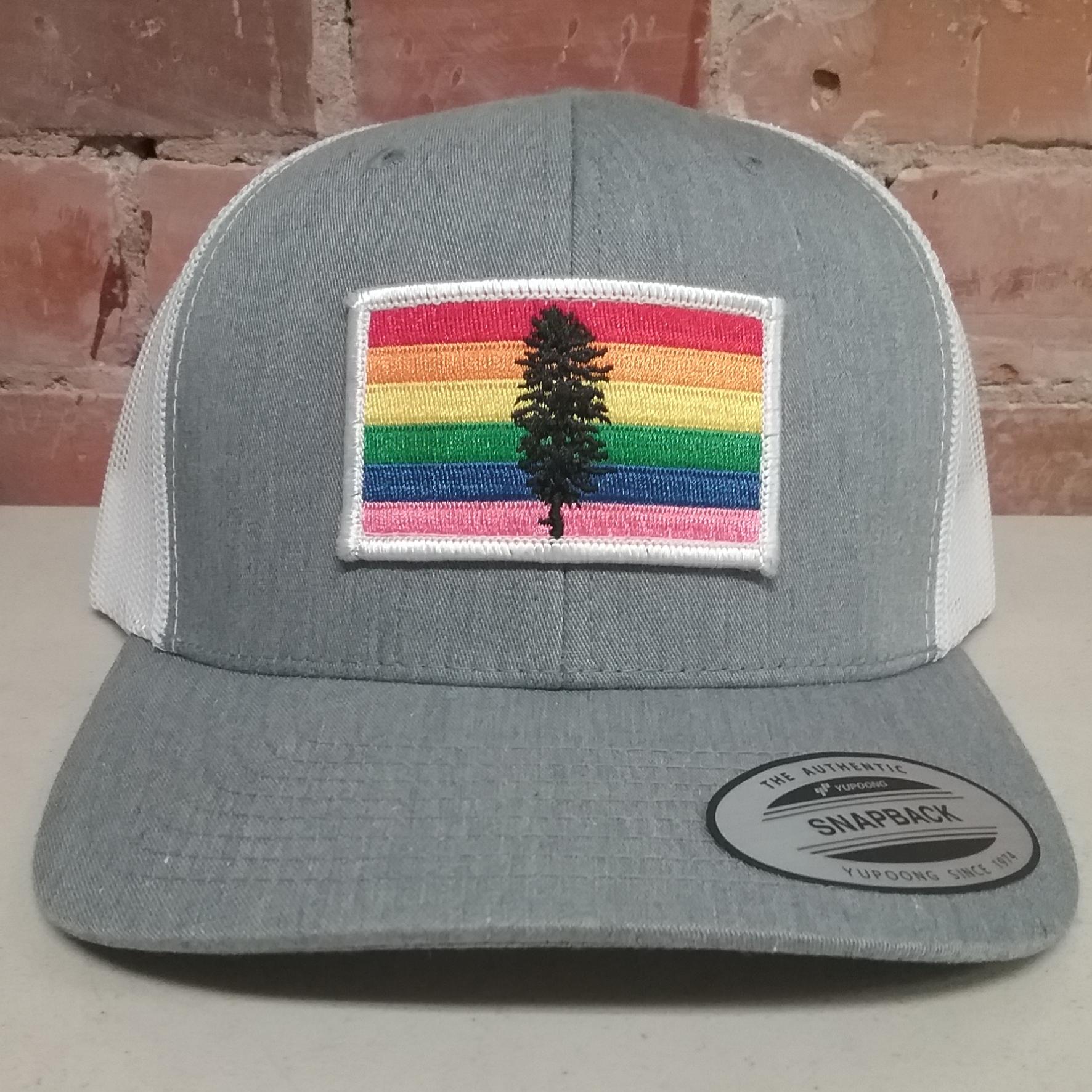 Cascadia Pride Hat