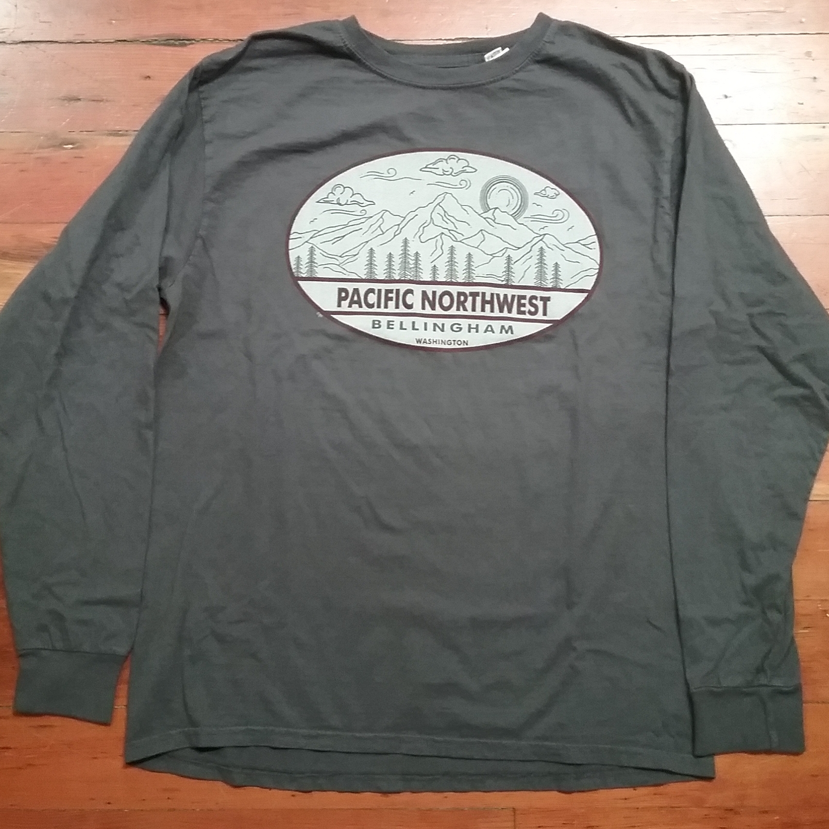 Pacific Northwest Long Sleeve