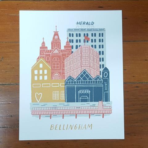 Brittany Schade Bellingham Print