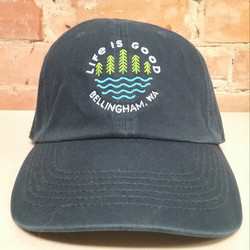 Linear Pines Chill Cap