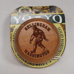 Sasquatch Cherry Yo-Yo