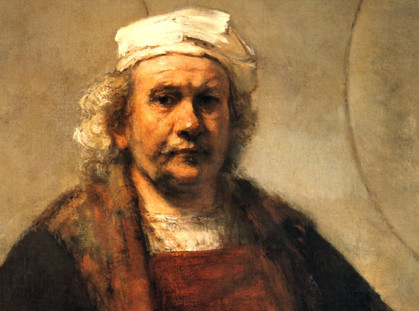 REMBRANDT FILM TELLS OF THE MAGIC IN LATE WORKS