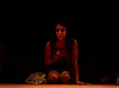 'THE AUDITION' THEATRE REVIEW