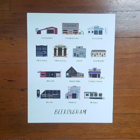 Brittany Schade Beeringham Print