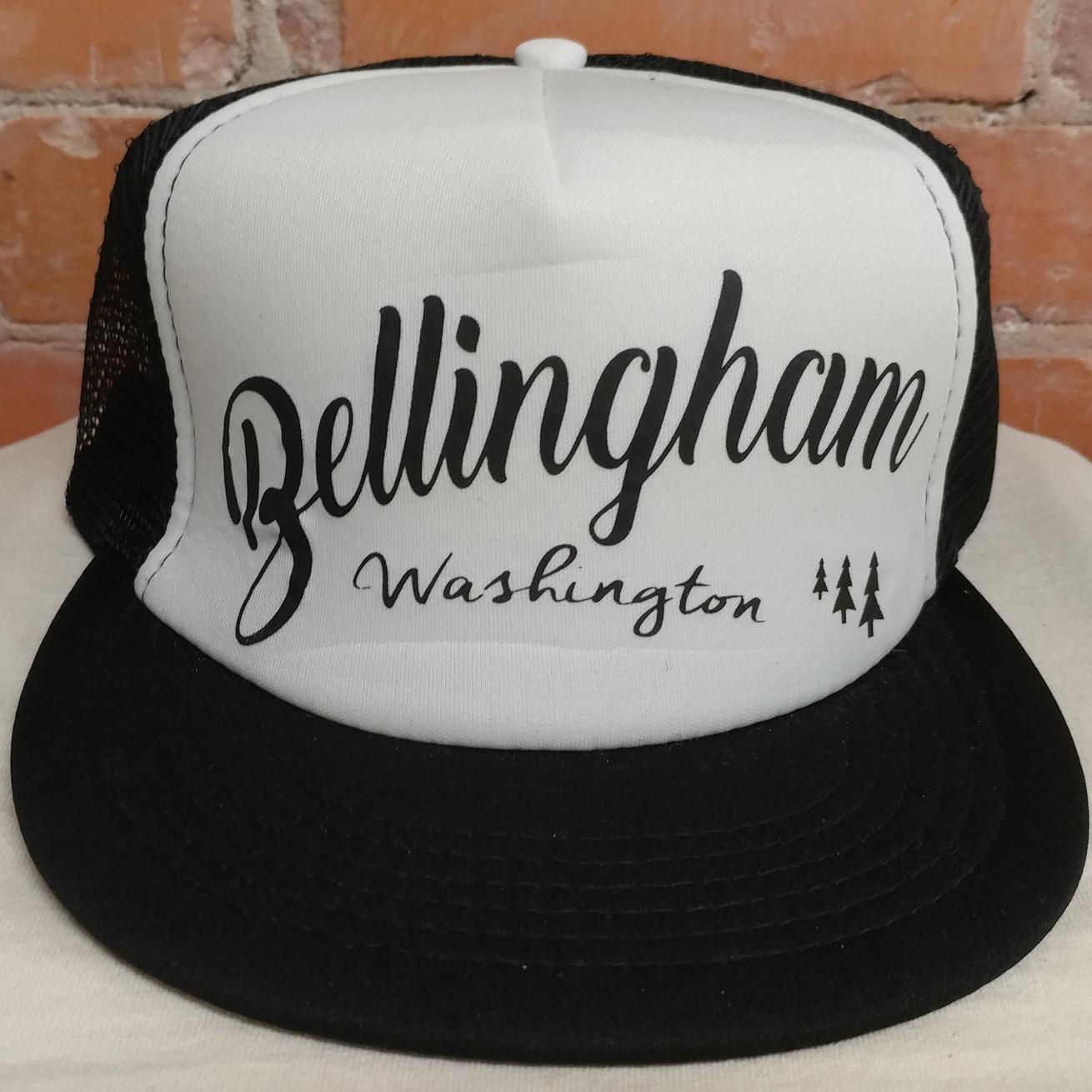 Bellingham Script Font Hat