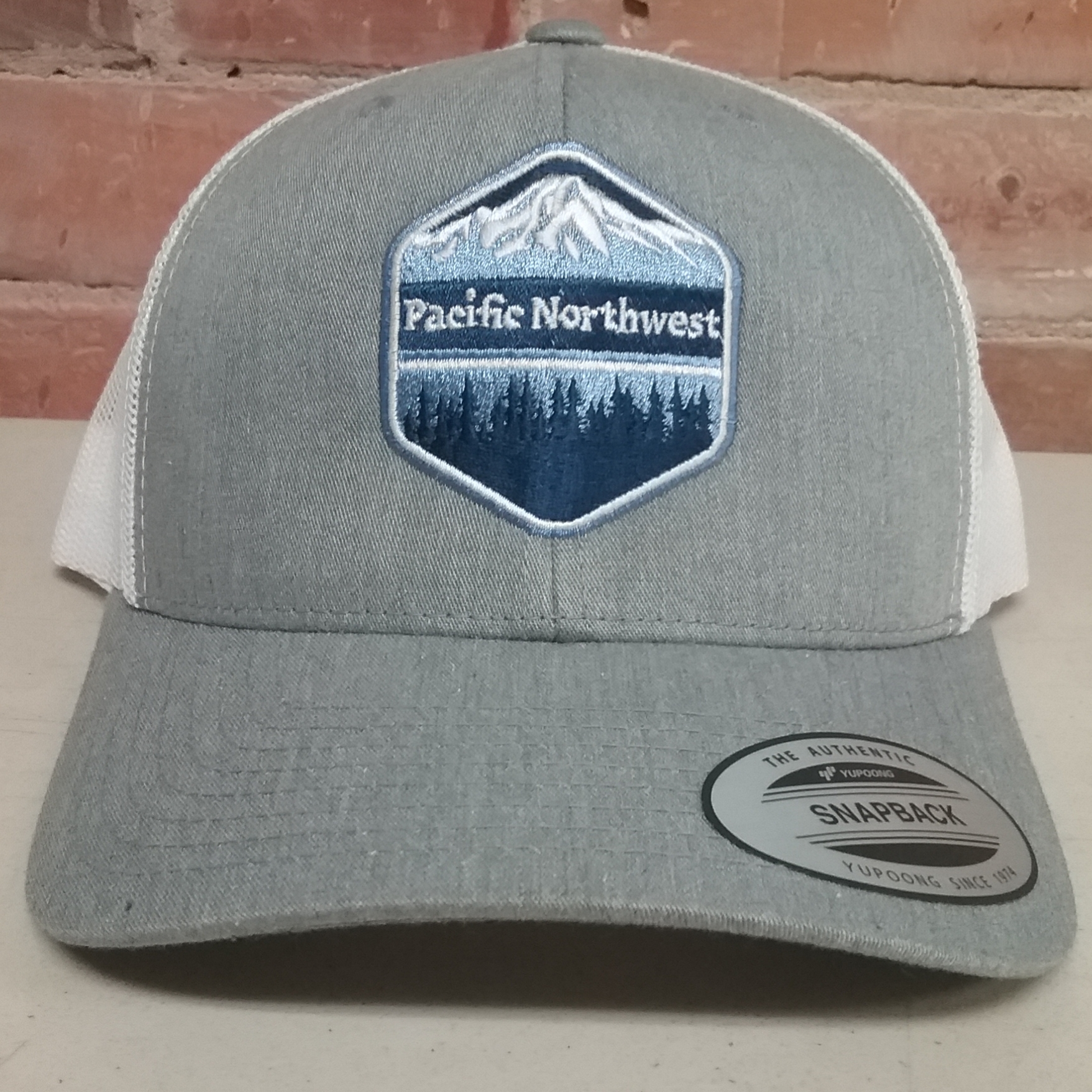 Ridge Trucker Hat PNW