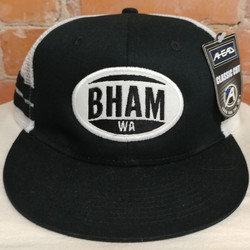 BHAM Black White