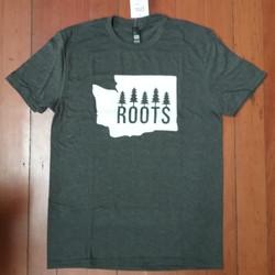 Mens WA Roots Tee