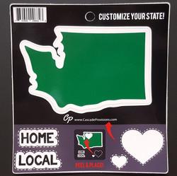 WA Make Your Own Sticker