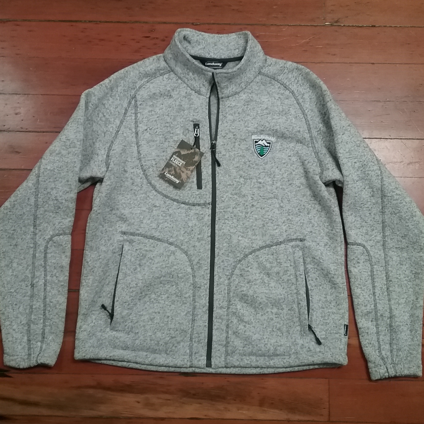 Sweater Knit Fleece Bellingham