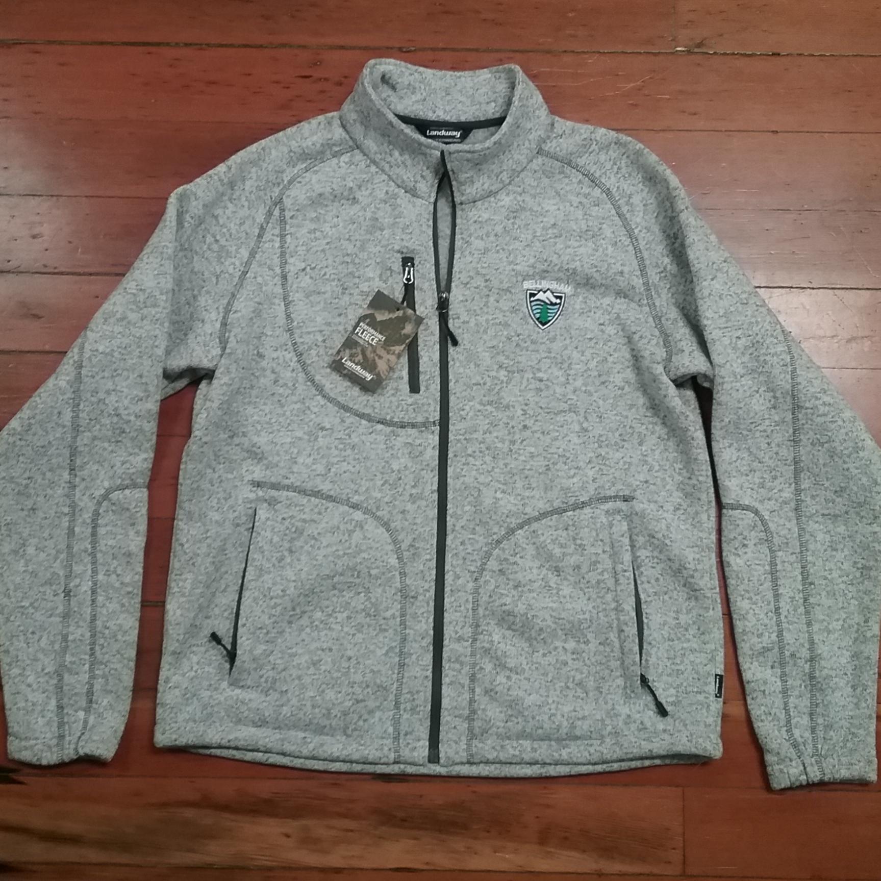 Sweater Knit Fleece Bellingham