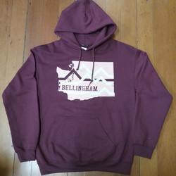 Bellingham Mtn State Hoodie