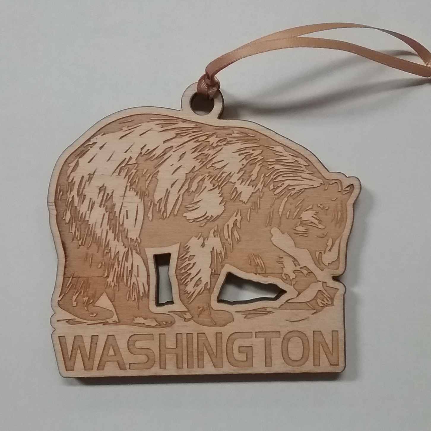 Ornament Washington Bear