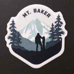 Mt. Baker Snowboarding