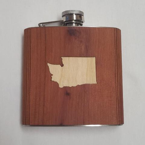 Cedar Flask WA State