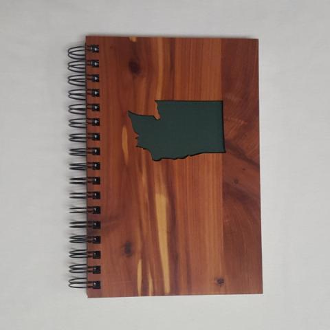 Cedar Spiral Journal WA State