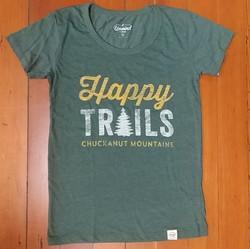 Happy Trails Chuckanut Womens