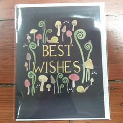 Birthday Mushrooms Card