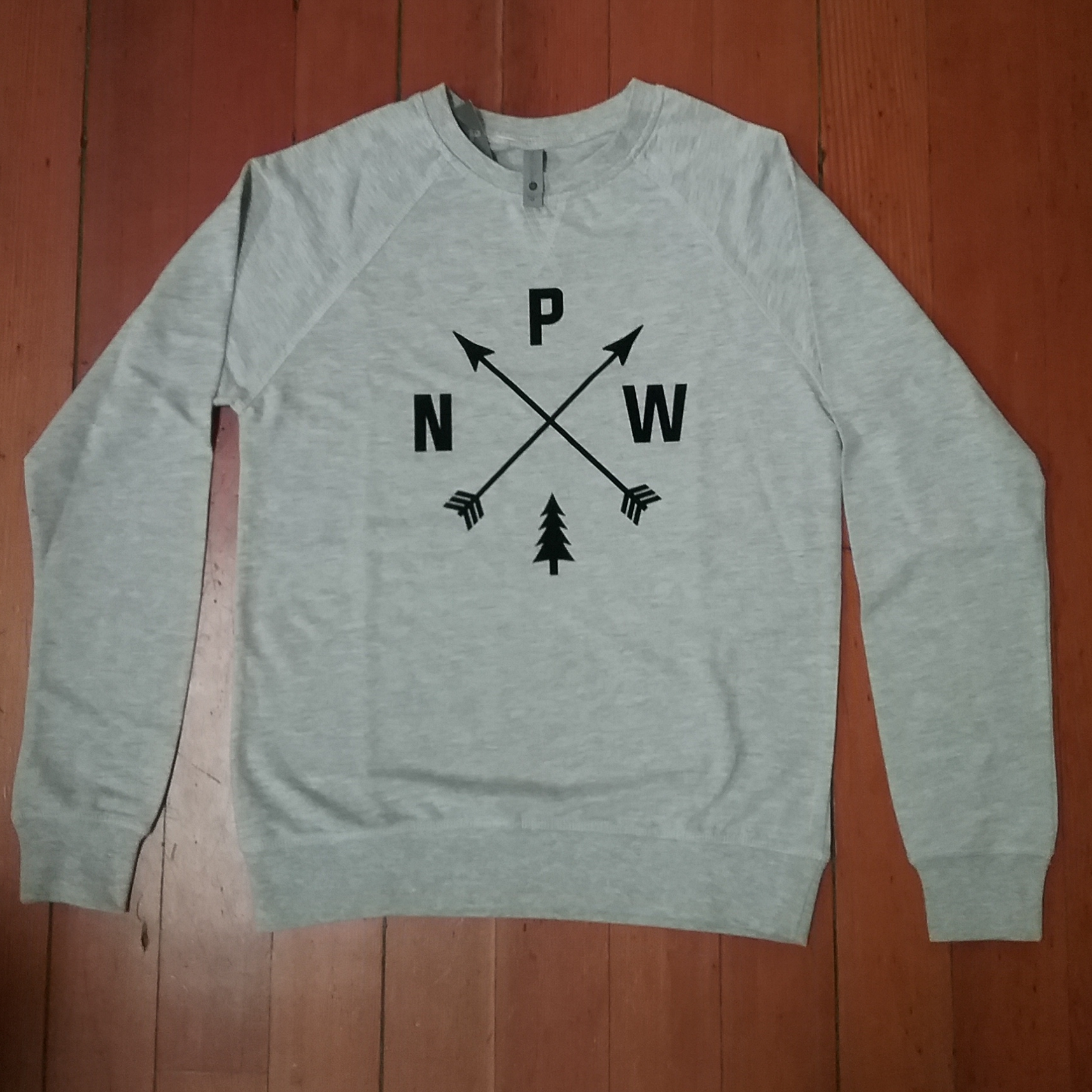 Crewneck PNW Arrows