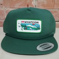 I Love Whatcom Hat