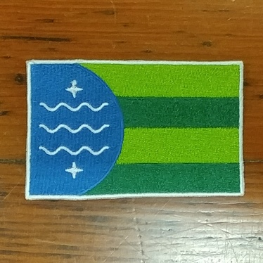 Bellingham Flag Patch