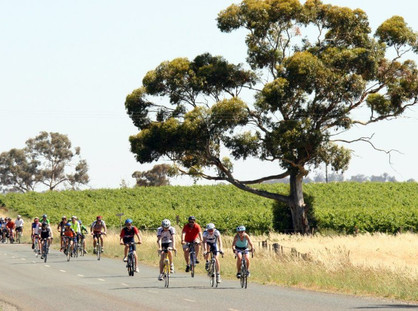 AUSTRALIA'S BIGGEST BIKE RIDING FESTIVAL ARRIVES IN THE GREAT VICTORIAN BIKE RIDE